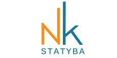 NK statyba - gerbuvo darbai