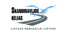 Skandinavijos kelias - siuntos i Norvegija